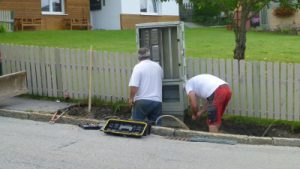 Getting Broadband ready